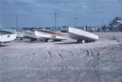 March 1962 - 6th & Bay - Empty Lot that was used by Ocean City Marine