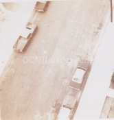 Gardens Plaza - Looking down on Park Place - 1973