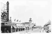 Showboat Theater July 29, 1929