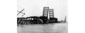 Longport Bridge Under Construction 1928