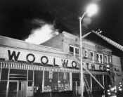 OCFD Woolworth Fire 1983