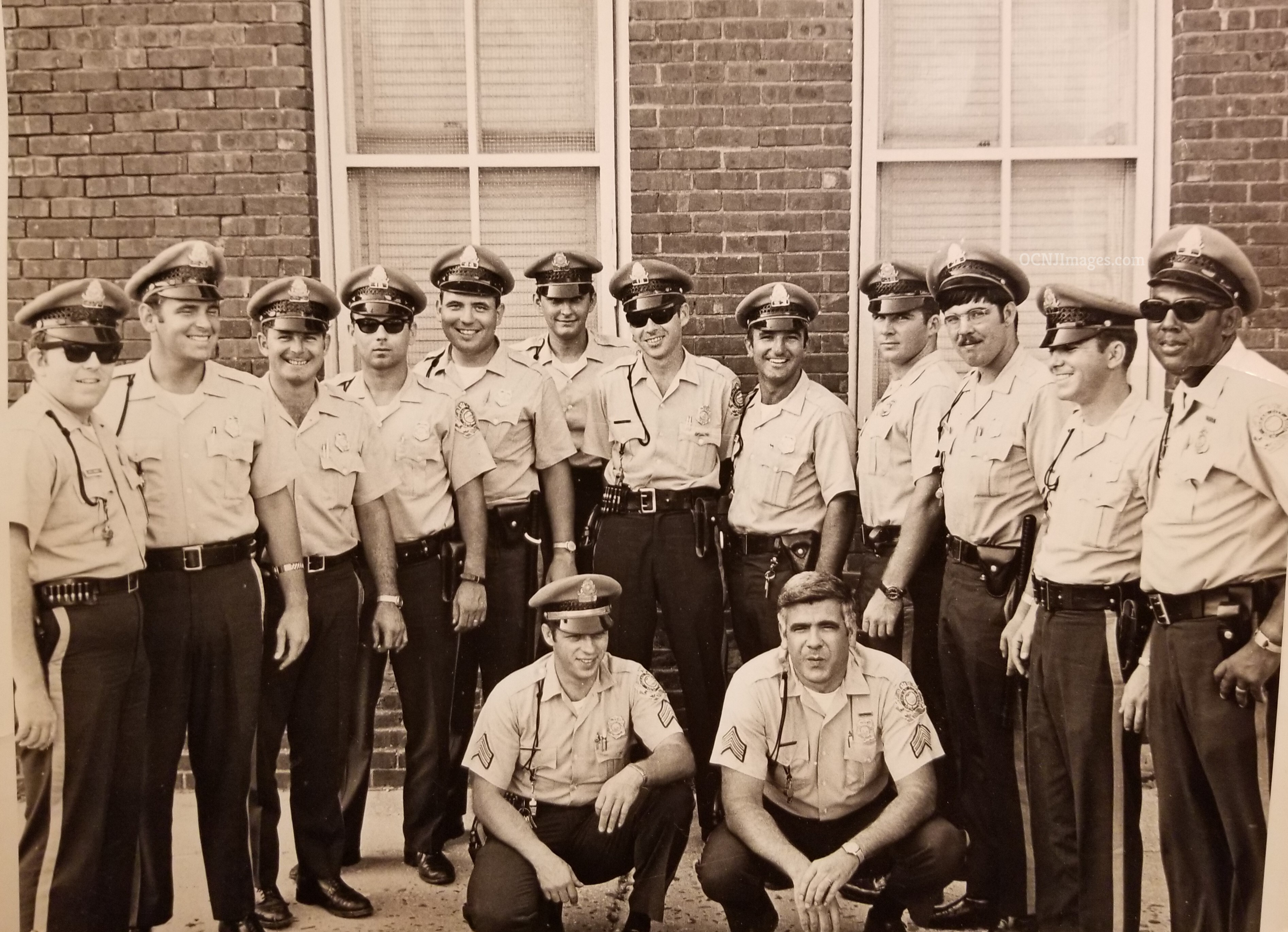 Ocean City Police - Year Unknown