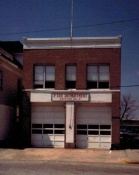 6th Street Fire House - Year Unknown