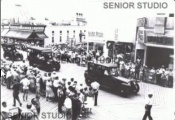 Antique Car Parade - 1950's