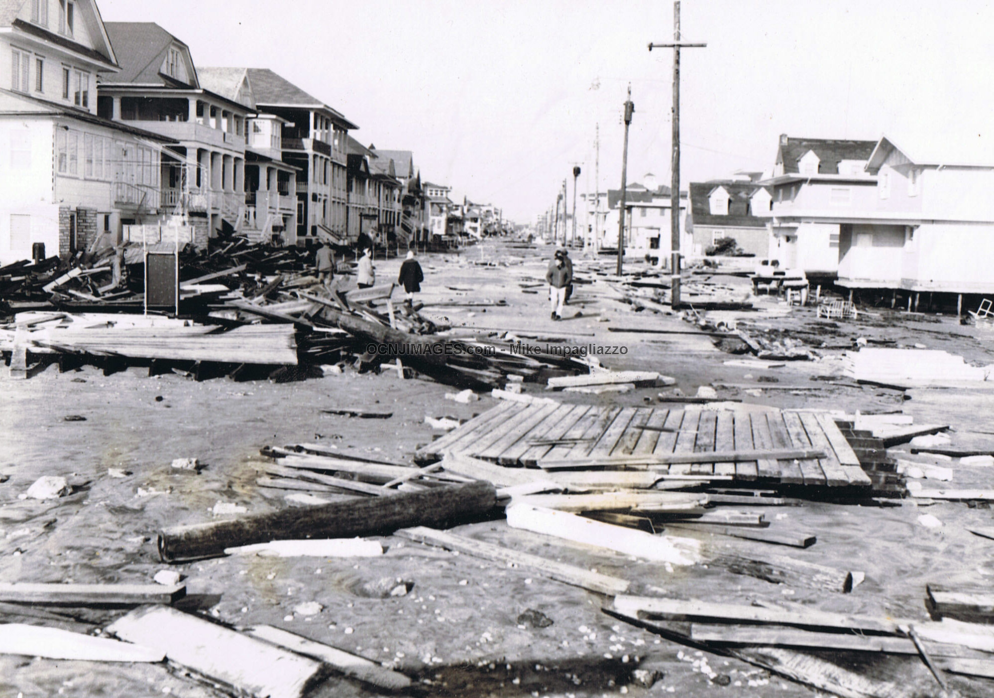 1962 Storm - 15th and Ocean Ave