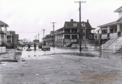 1962 Storm Between Park Place and 4th Street on Corinthian