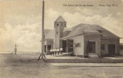 58th St Life Saving Station Pre 1920 Ocean City, NJ