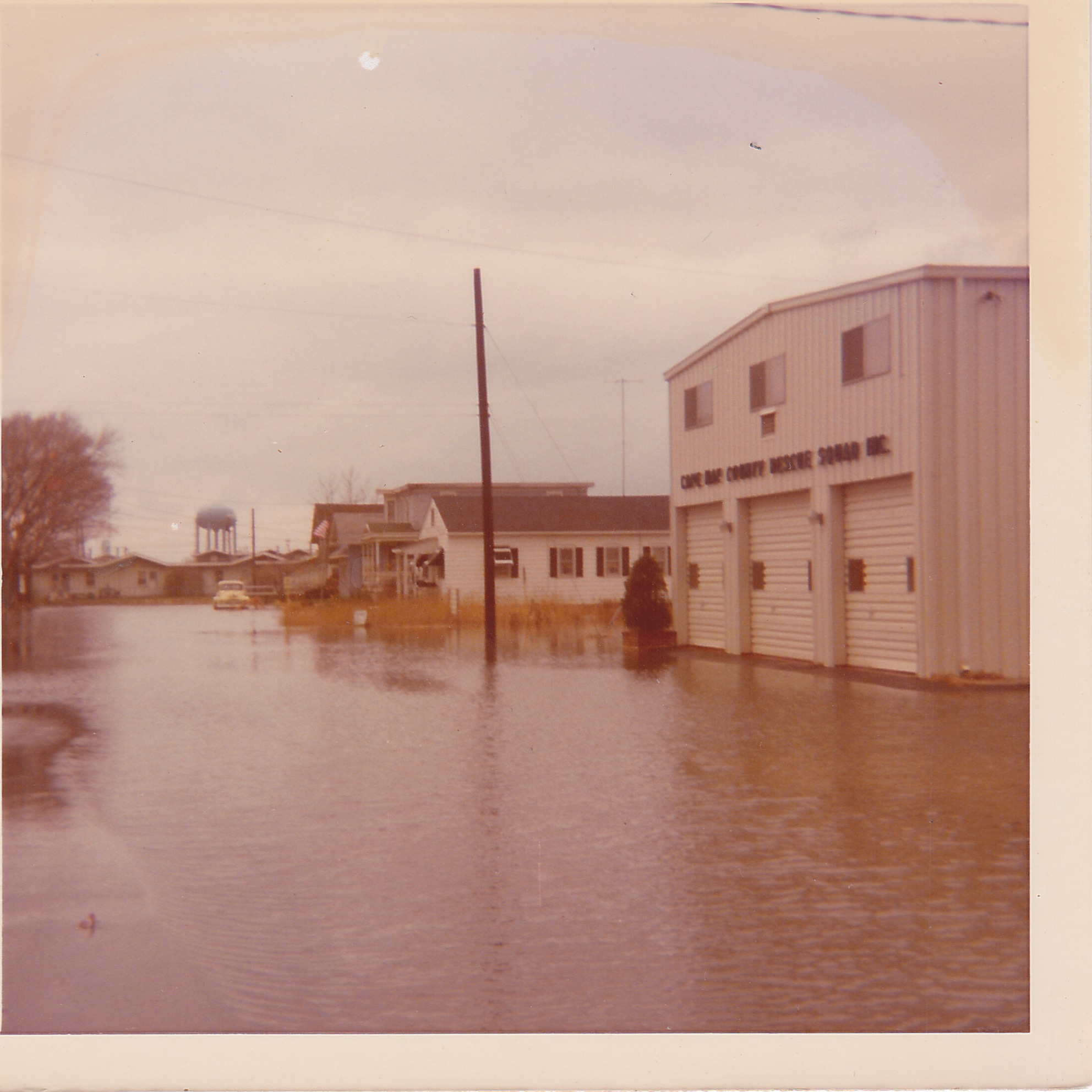 3rd & Haven Ave 1975