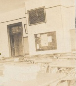 Inside Classroom of old Wesley Ave School ??????????