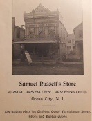 Samuel Russell's Store - 819 Asbury Ave