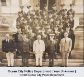 Ocean City Police Department - Year Unknown