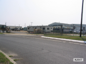 8.1.2006 A view of the field office area, looking east from Somers Point Circle