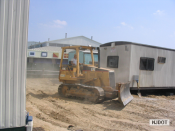 8.2.2006 The field office area is being set up adjacent to Goll Avenue, Shore Road and Somers Point Circle