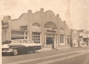 Ford Dealership Between North and 1st on Atlantic Ave